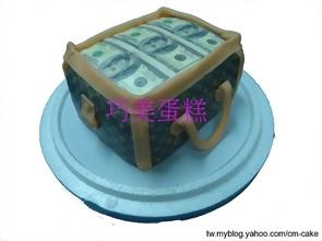 賺翻了造型蛋糕