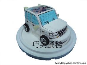 SUZUKI-SX4汽車造型蛋糕