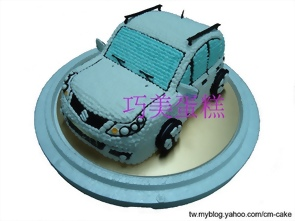 相片+Suzuki Solio改裝汽車造型蛋糕
