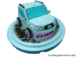 大發TERIOS 1.5 SUV休旅車造型蛋糕
