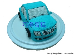 豐田CAMRY汽車造型蛋糕
