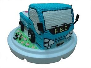 坦克車(戰車)造型蛋糕