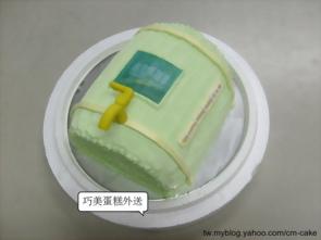 台灣生啤酒桶造型蛋糕