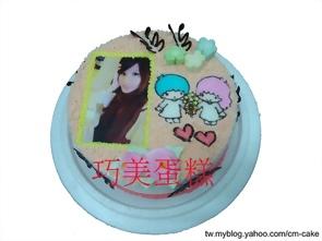 相片+KIKILALA造型蛋糕