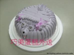 瑪爾濟斯造型蛋糕