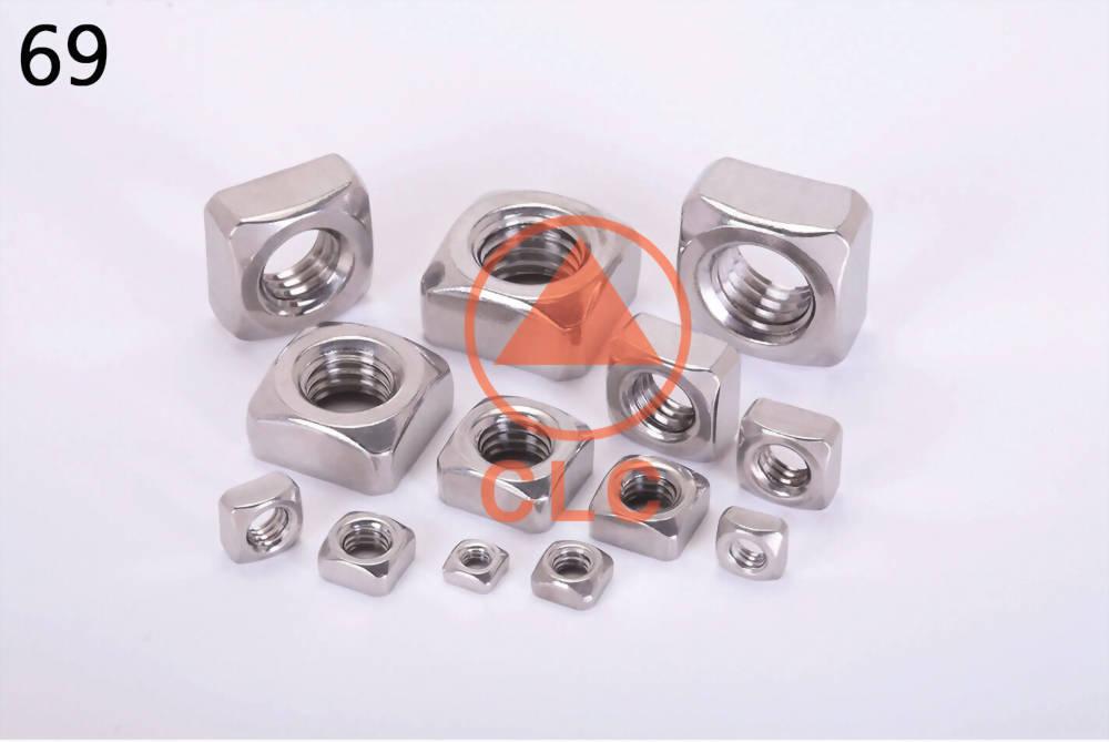 DIN557 Nuts, DIN557 Nuts Manufacturer - CLC INDUSTRIAL