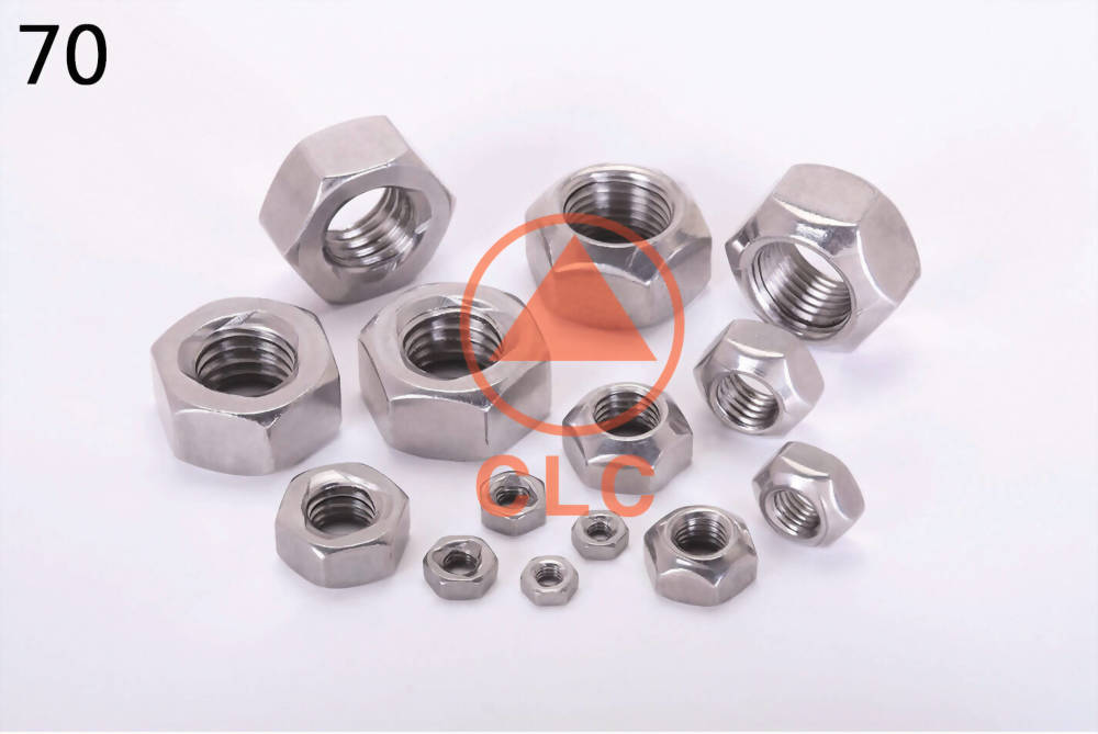 Hex Lock Nuts, Hex Lock Nuts Manufacturer - CLC INDUSTRIAL
