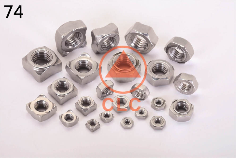 Weld Nuts, Weld Nuts Manufacturer - CLC INDUSTRIAL