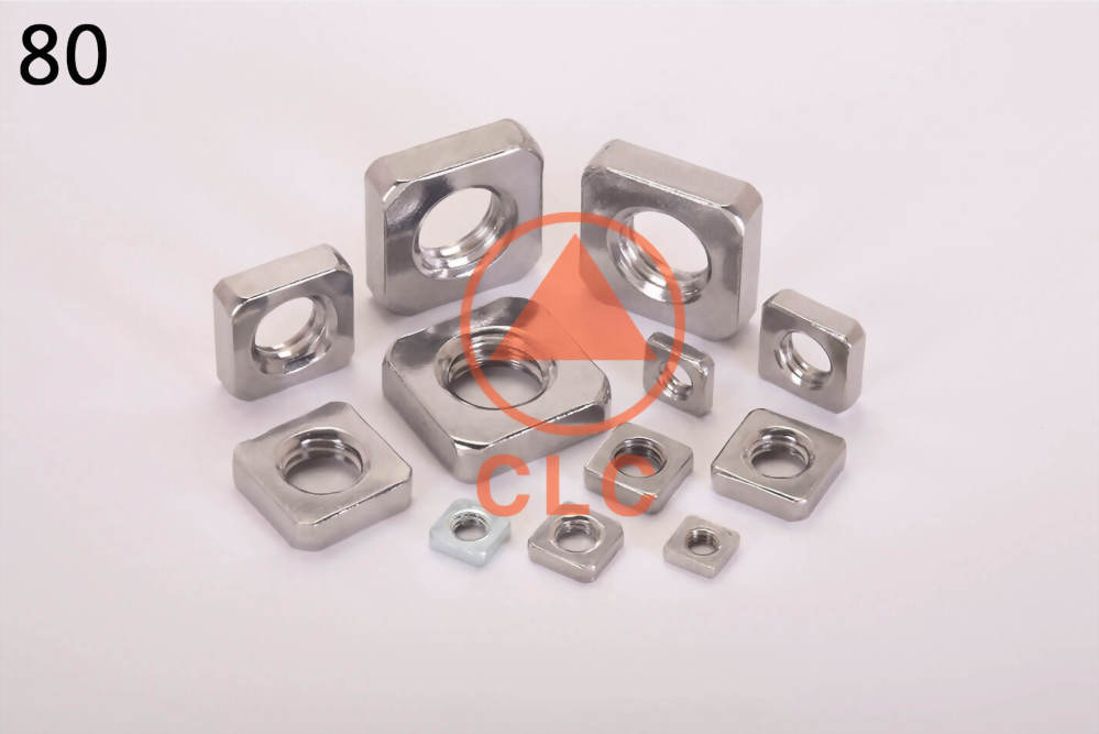 Square Nuts, Square Nuts Manufacturer - CLC INDUSTRIAL