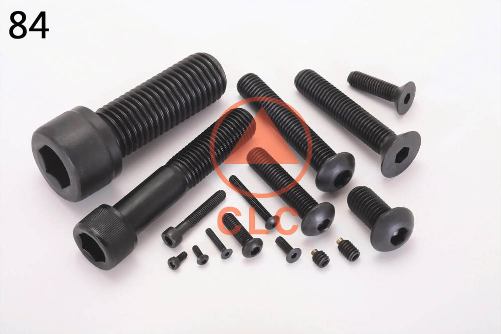 ISO7380 Screw, ISO7380 Screw Manufacturer - CLC INDUSTRIAL