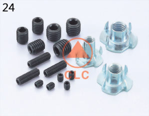 止付螺絲(Socket Set Screw)