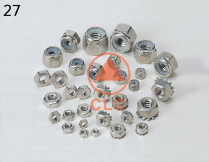 六角螺帽(Hex Machine Screw Nuts)