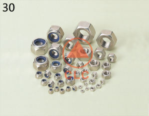 Hex Finish Nuts