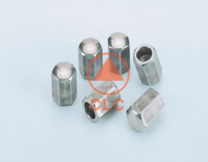(15) HEX LONG NUT (COUPLING NUTS) WITH DOUBLE THREADS
