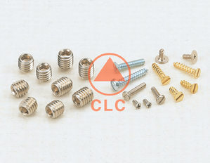 25 螺帽 HEX SOCKET SCREWS、DIN912/913/916、SCREWS