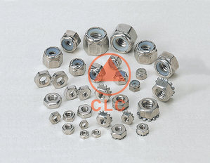 (27) IFI NYLON INSERT NUT、HEX MACHINE SCREW NUT、HEX K-NUT
