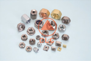 66 BRASS SQUARE NUT、HEX NYLON INSERT NUT、FLANGE NUT