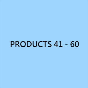 Products 41 - 60
