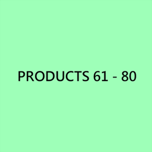 Products 61 - 80