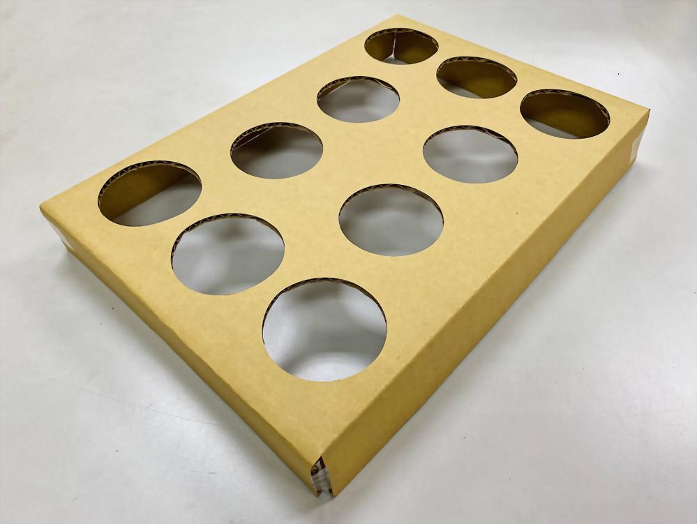 紙隔板 (範例1)