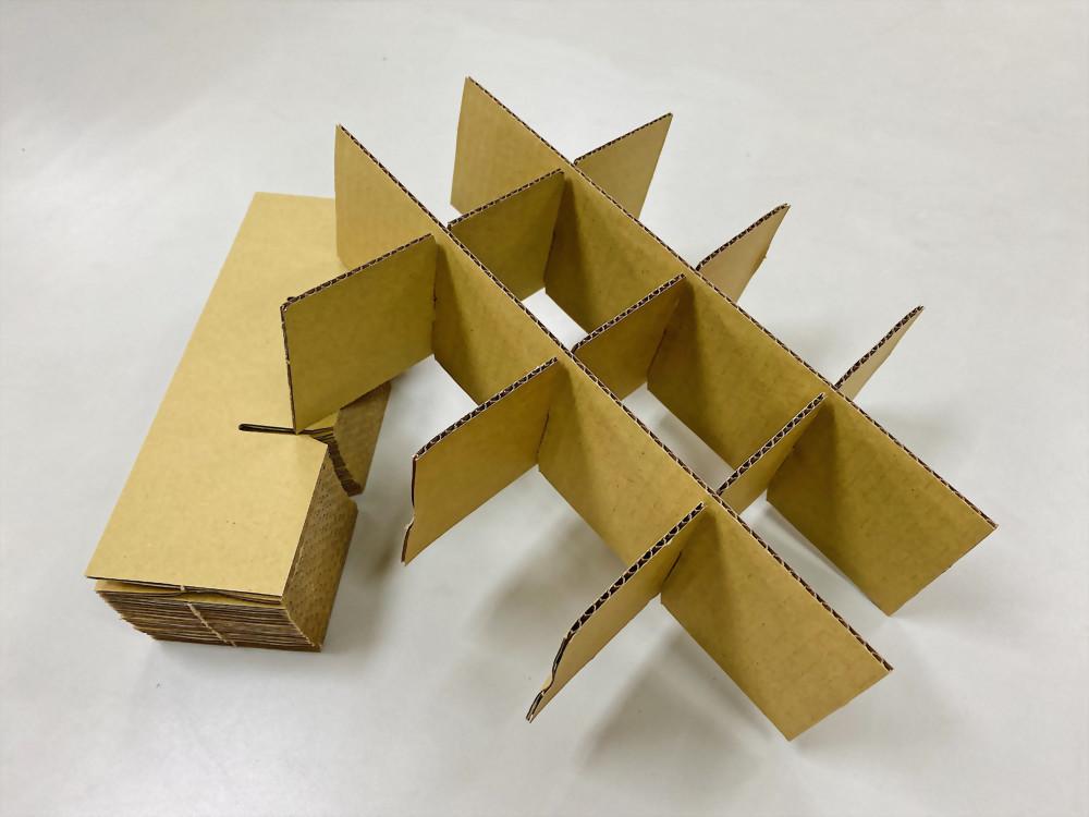 紙隔板 (範例2)