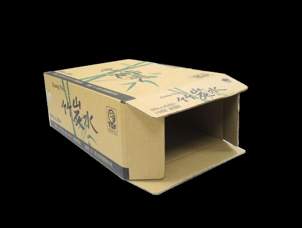 牛皮色箱子 (範例1)