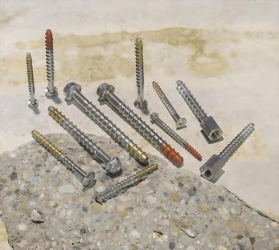 複合水泥螺紋錨栓