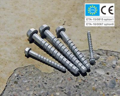 碳鋼水泥螺紋錨栓