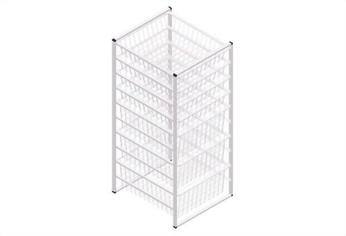 Sliding Wire Basket Drawers