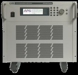 CFS300 系列單相可程式設計交流和直流電源來源 1