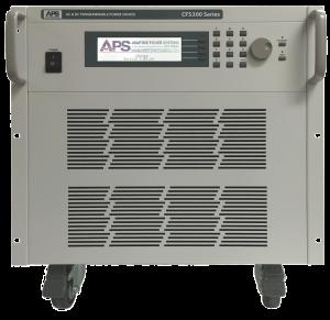 CFS300 系列單相可程式設計交流和直流電源來源 2