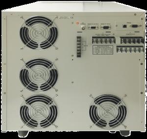 CFS300 系列單相可程式設計交流和直流電源來源 6