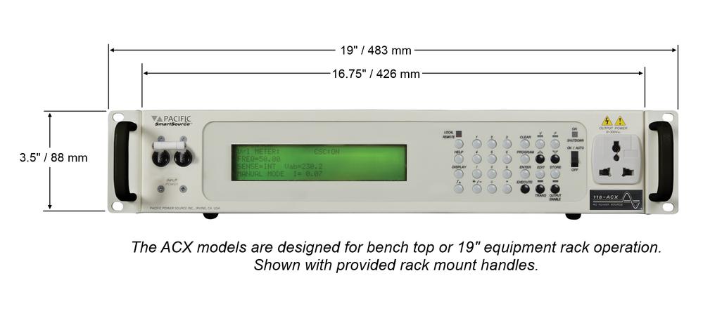 ACX 系列-交流電源