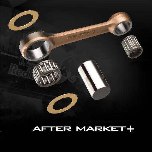 Connecting rod kit for Mobylette NEW