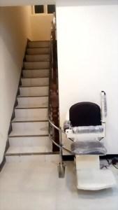 彎180升降椅