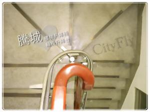 台中米字型樓梯升降椅
