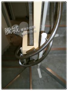 新竹米字型樓梯升降椅
