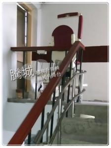 台北終點90度樓梯升降椅