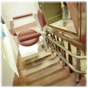 騰城樓梯升降椅-台中南屯張家