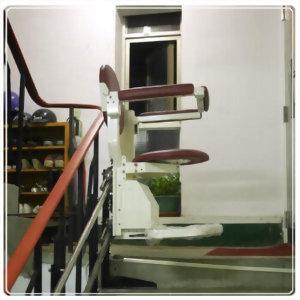 騰城樓梯升降椅-台北萬華李家