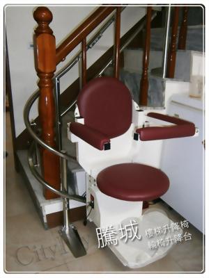 高雄起點180度樓梯升降椅
