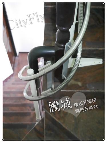 彰化米字型樓梯升降椅