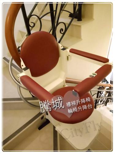 宜蘭米字型電動爬梯椅