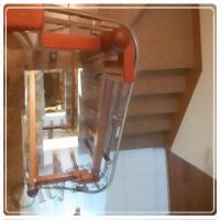 井字型樓梯升降椅