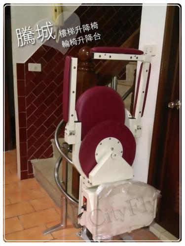 台南起點180度電動爬梯椅