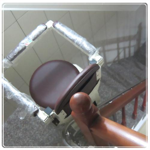 騰城樓梯升降椅-台中外埔朱家