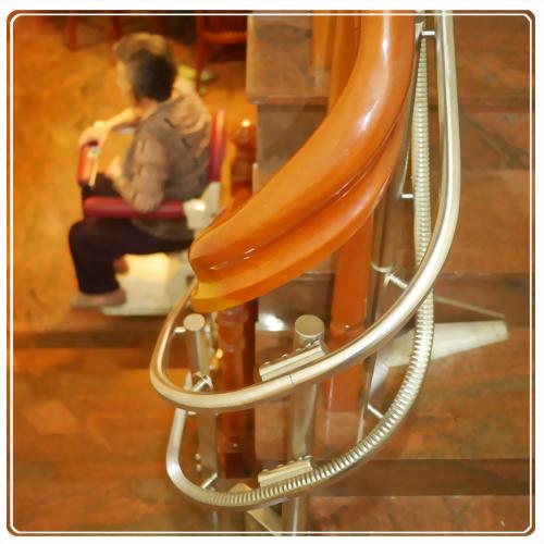 台南-樓梯升降椅