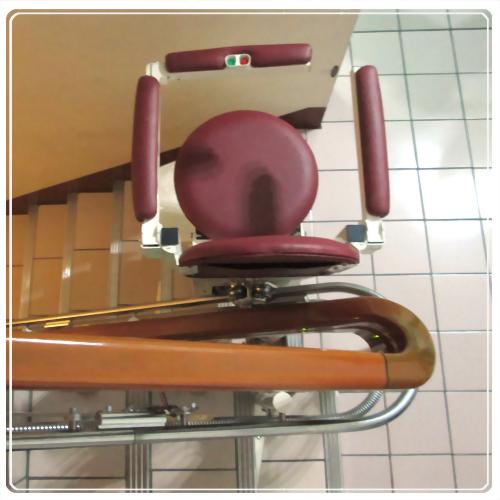 苗栗-樓梯升降椅