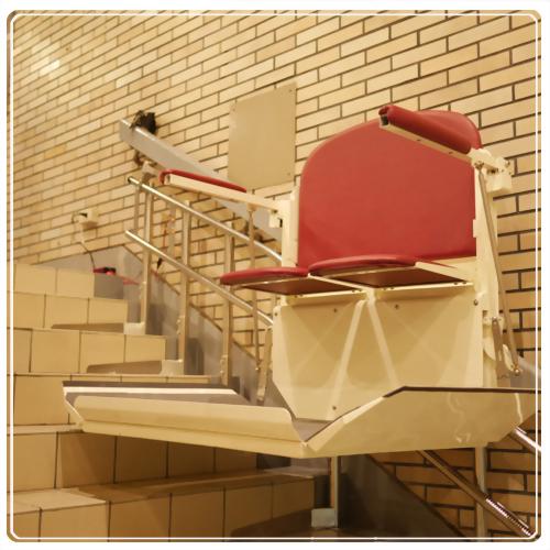 雙人及輪椅兩用電動升降平台-天母