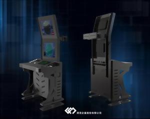船用雙螢幕操控台